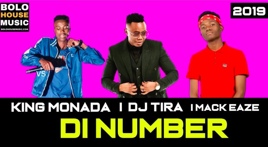 Di number phone King Monada ft DJ Tira x Mack Eaze